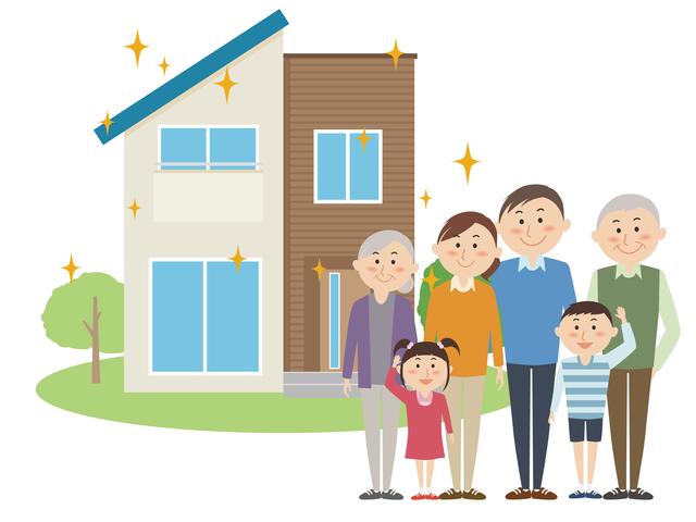 消費税率10%への増税後は住宅ローン控除が3年間延長される
